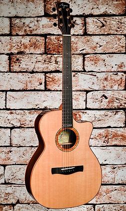 OM07-C 1996 Sitka JP Custom