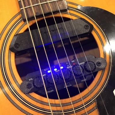 BOB R2搭載ギター