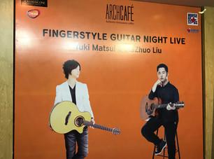 久々に何度も聞いているアコギソロのCD Jaco LIU 刘嘉桌