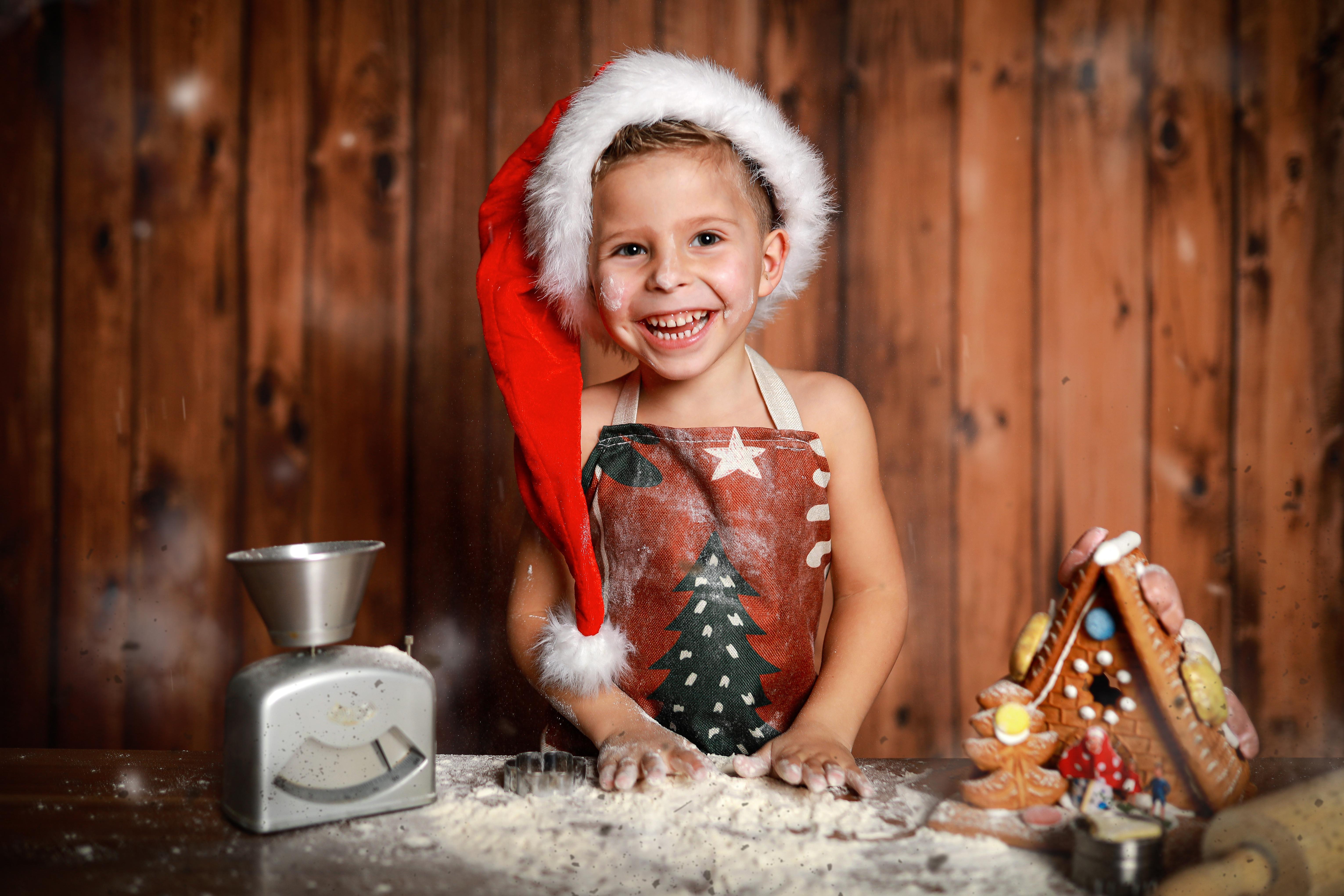 Weihnachtsbäckerei  am 14. November