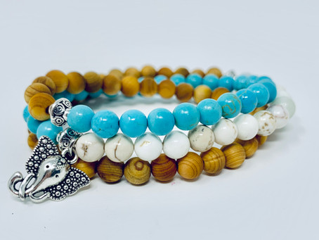 WRAP BRACELET HOW TO