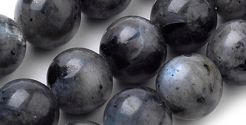 10 mm Natural Labradorite