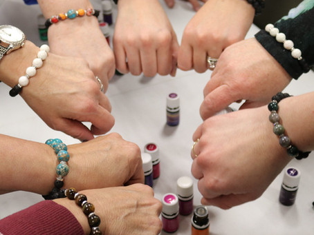 DIFFUSER BRACELET WORKSHOP - RESULTS MADE SIMPLE