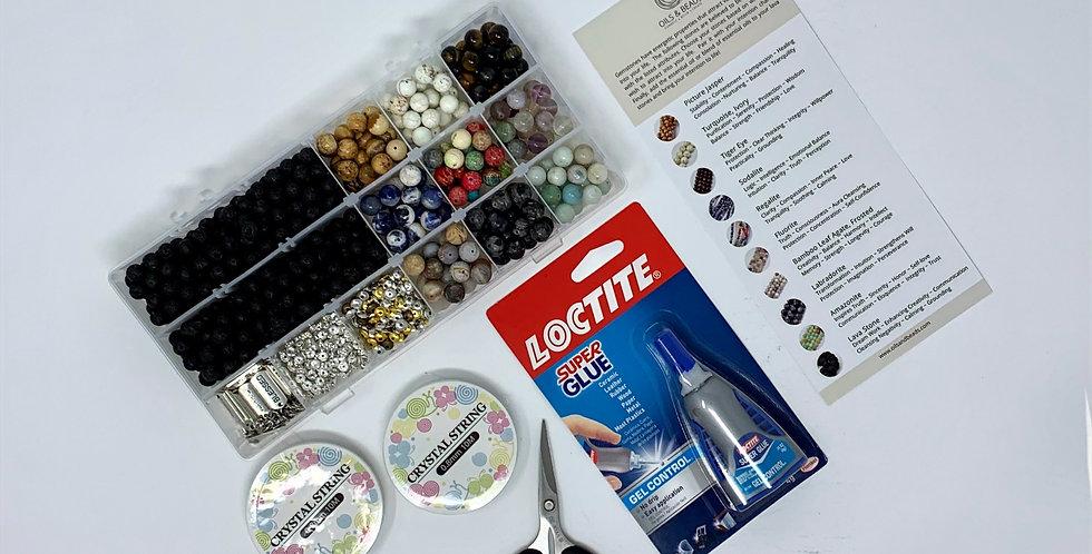 20 Bracelet Intention Kit