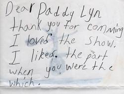 Paddy Lynn Love Letters