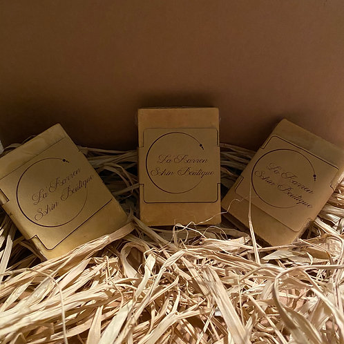 Radiance Glow Oatmeal, Honey & Shea Butter Facial & Body Bar