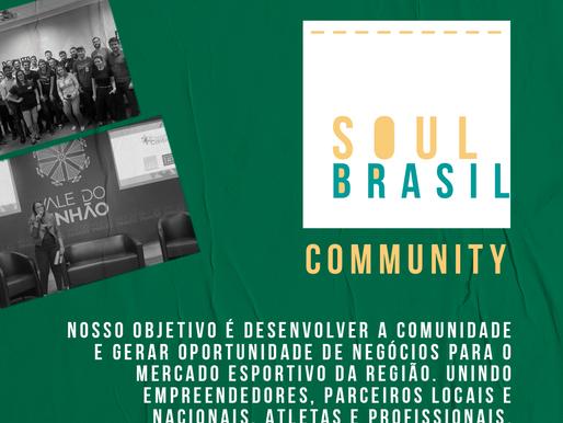 Soul Brasil Community: sua comunidade esportiva em Curitiba e no Paraná