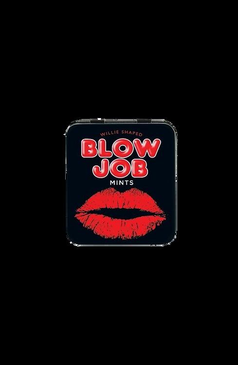 BLOW JOB ME - PASTILHAS MENTOL