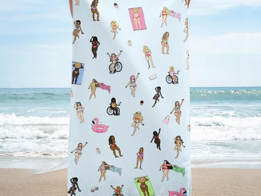 Summer Bodies - a colecção mais inclusiva e reprensentativa que já desenhei!