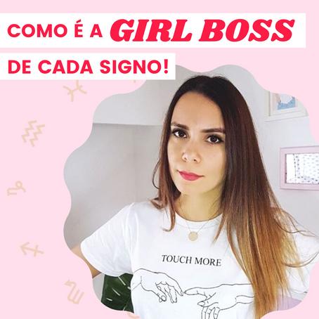 Como é a Girl Boss de cada signo?