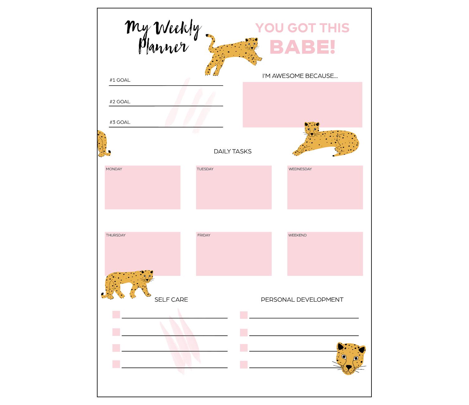 A5-weekly-planner-cheetah-2