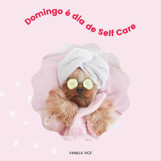 Dia de Self Care com... Argila Rosa!