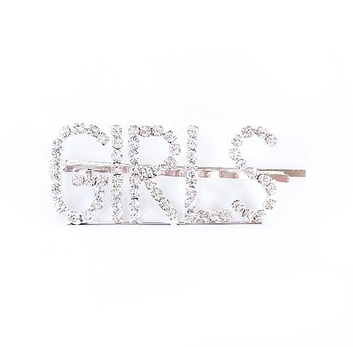 GIRLS - CRYSTAL HAIR PIN