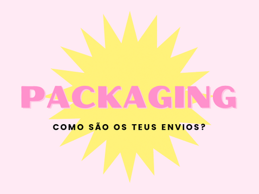 A magia do Unboxing!