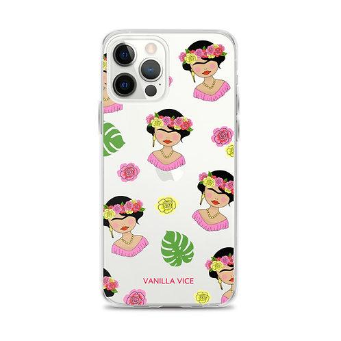 capa de telemóvel iphone da frida kahlo vanilla vice