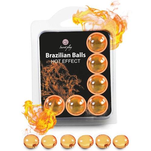 BRAZILIAN BALLS HOT EFFECT