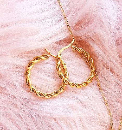 90S BABE - Hoop Earrings