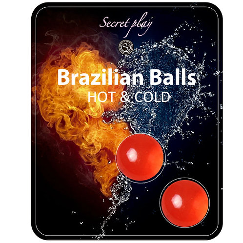 BRAZILIAN BALLS HOT & COLD EFFECT