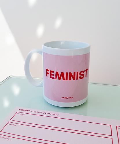 FEMINIST - CANECA