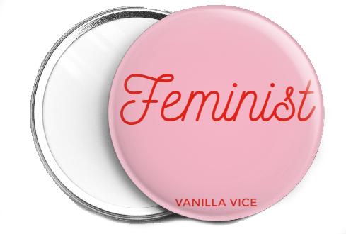 FEMINIST - ESPELHO DE BOLSO