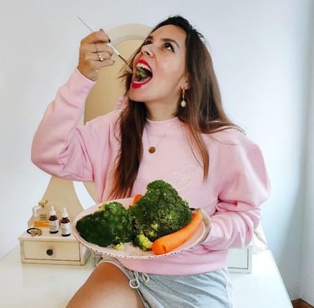 Porque me tornei Vegetariana?