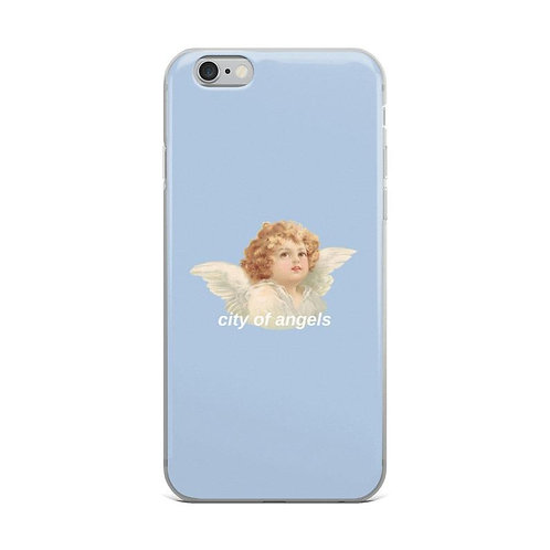 CITY OF ANGELS - IPHONE CASE