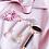 rolo de massagem facial em quartzo rosa na vanilla vice