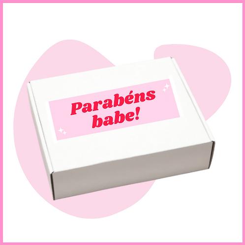 ANIVERSÁRIO - GIFT BOX