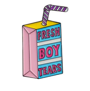 FRESH BOY TEARS - PIN