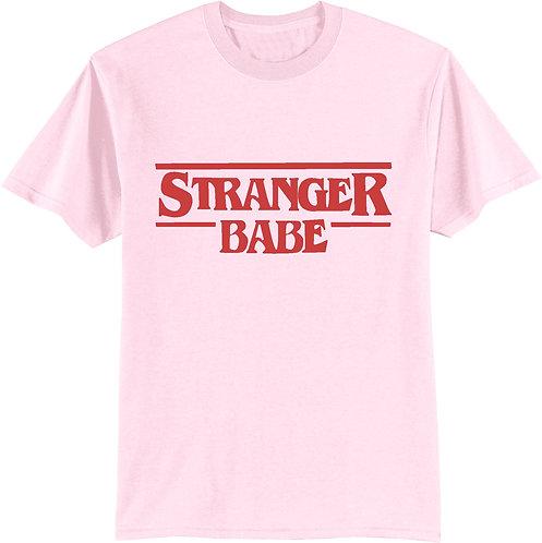 STRANGER BABE - OVERSIZED T-SHIRT
