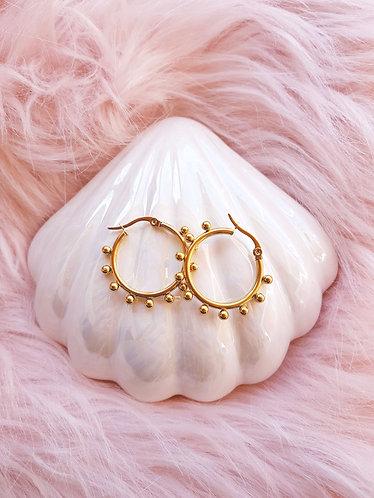 COACHELLA DREAM - Hoop Earrings