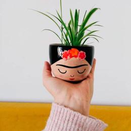 Mini Vaso Frida Kahlo