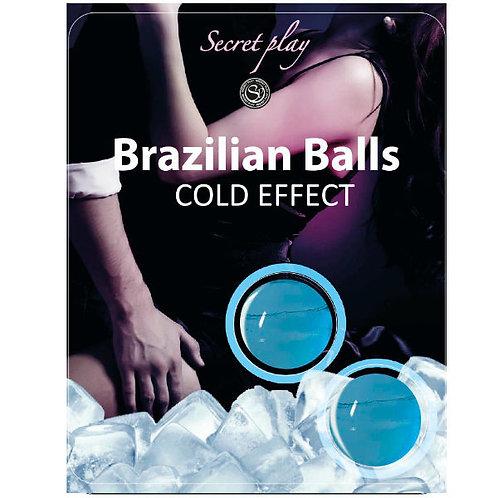 BRAZILIAN BALLS COLD EFFECT
