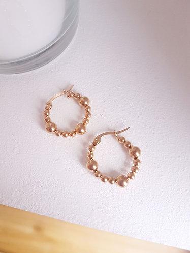 BOHO VIBEZ - Hoop Earrings
