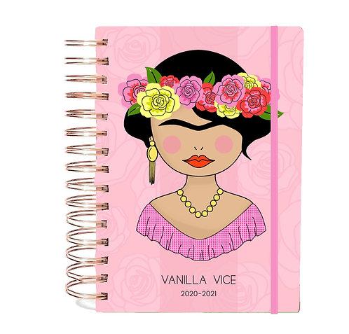 agenda-2021-frida-kahlo-vanillavice