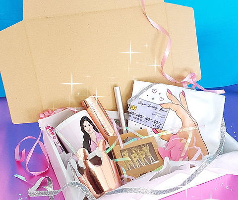 PRINCESS BIRTHDAY - Gift Box