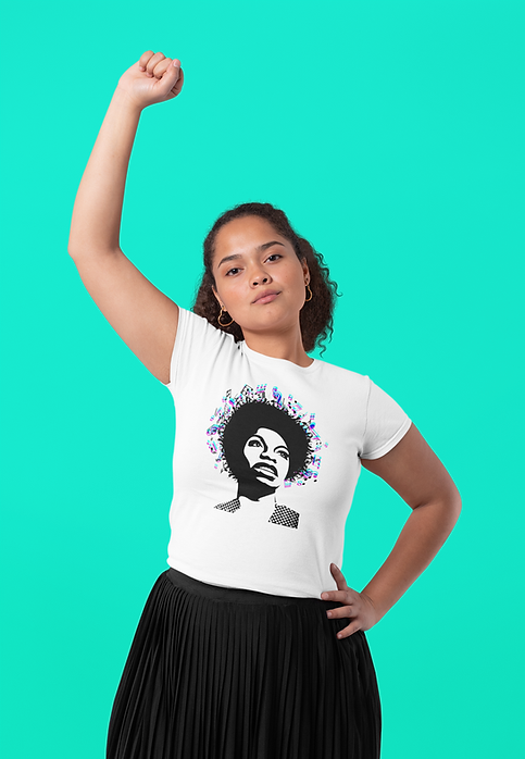 t-shirt-mockup-of-a-young-woman-striking