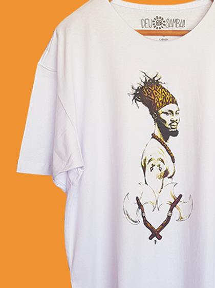 Camiseta Algodão -  Rei Xangô