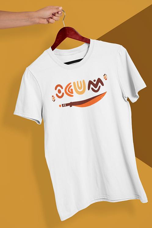 Camiseta - Ogum (Estampa Digital)