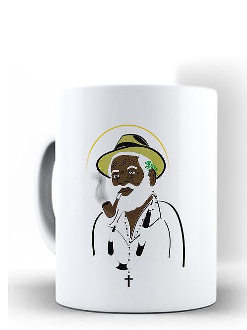 Caneca - Pai João de Angola