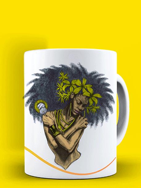 Caneca - Oxum