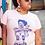 Thumbnail: Baby Look - Mulher Maravilha