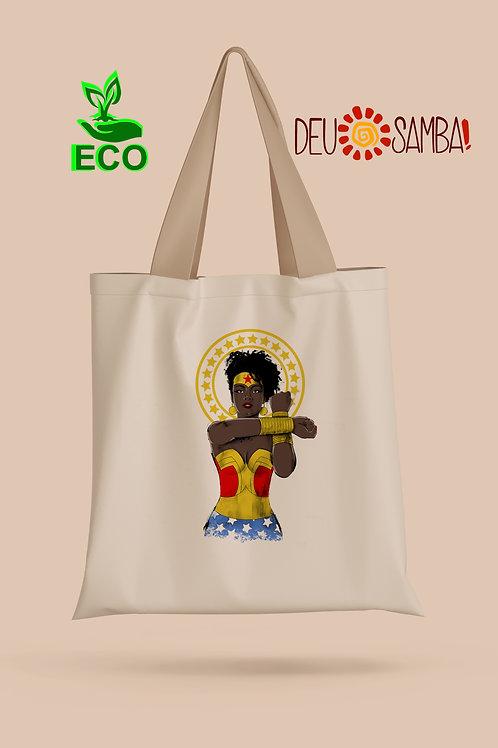Ecobag - Mulher Maravilha