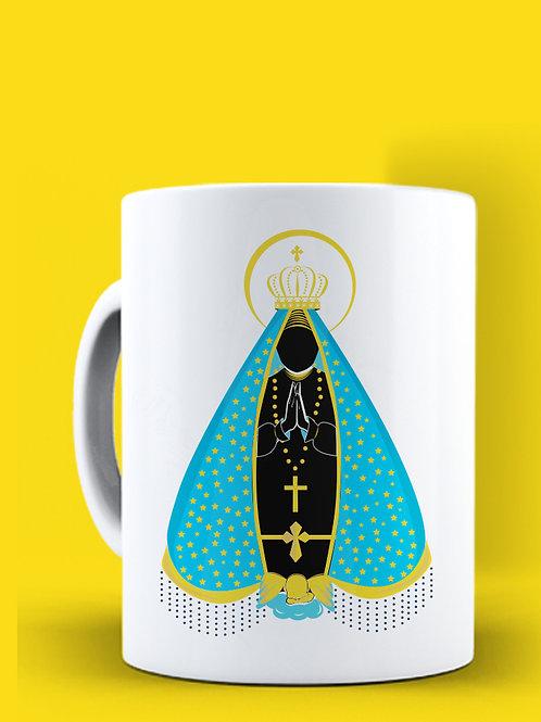 Caneca - Nossa Senhora Aparecida