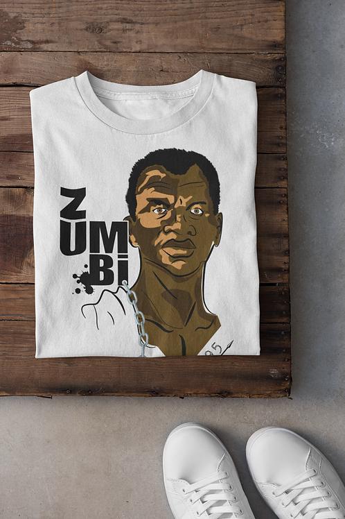 Camiseta - Zumbi dos Palmares