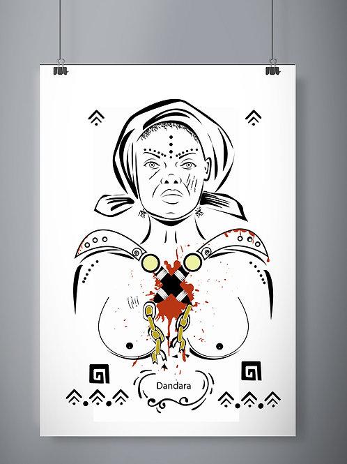 Poster - Dandara