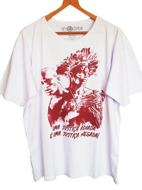 Camiseta - Justiça