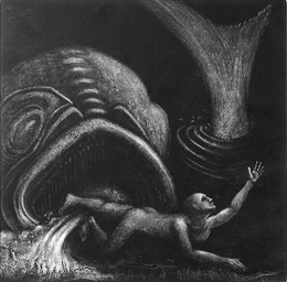"""""""Jonah and the whale"""", 2007"""