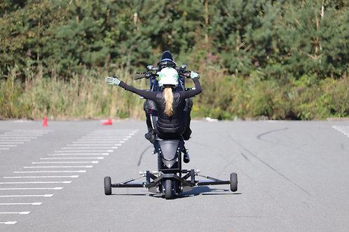 Wheelielesson Den Bosch (NL) 04-05-2020 Morning