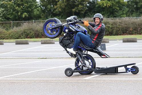 Wheelielesson Den Bosch (NL) 18-03-2020 Morning